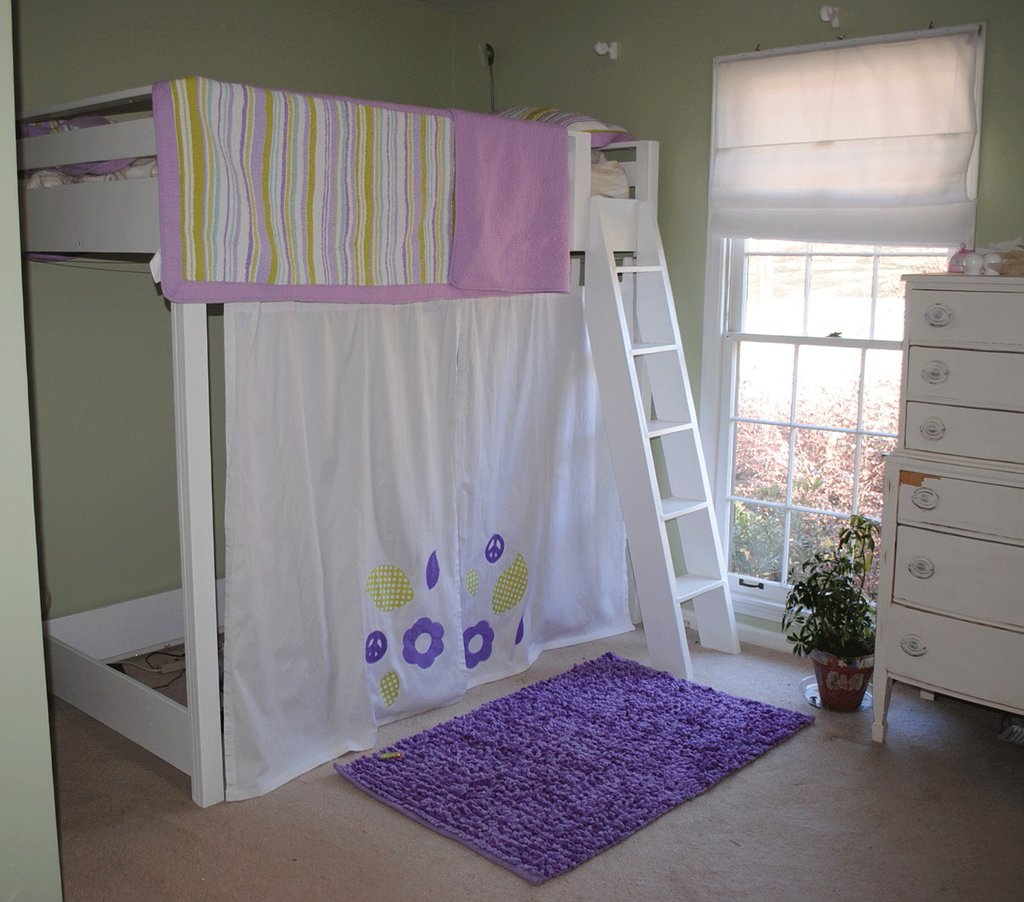 Bottom Bunk Bed Curtain Home Design Idea Create Dressing Table With Mirrored Dresser