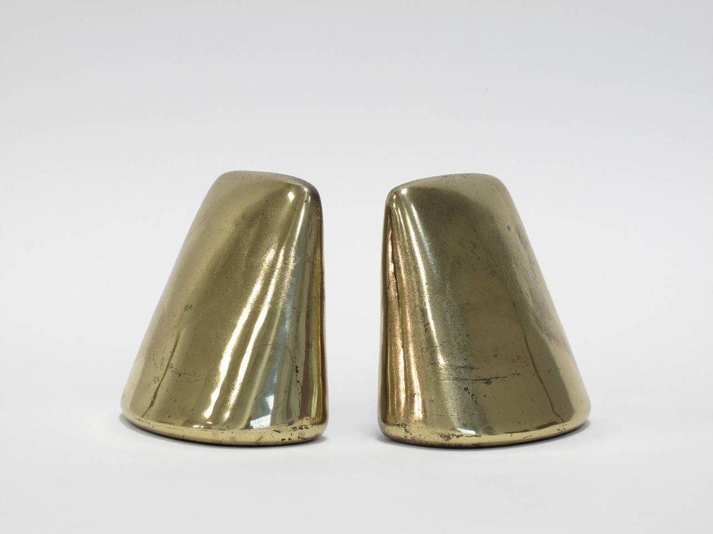 Brass Bookend Ben Seibel 1stdib Usability Brass Bookends
