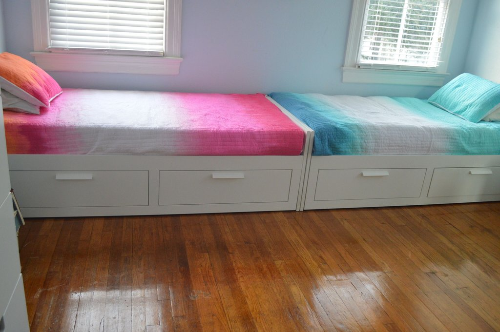 How To Build A Wood Twin Bed Frame