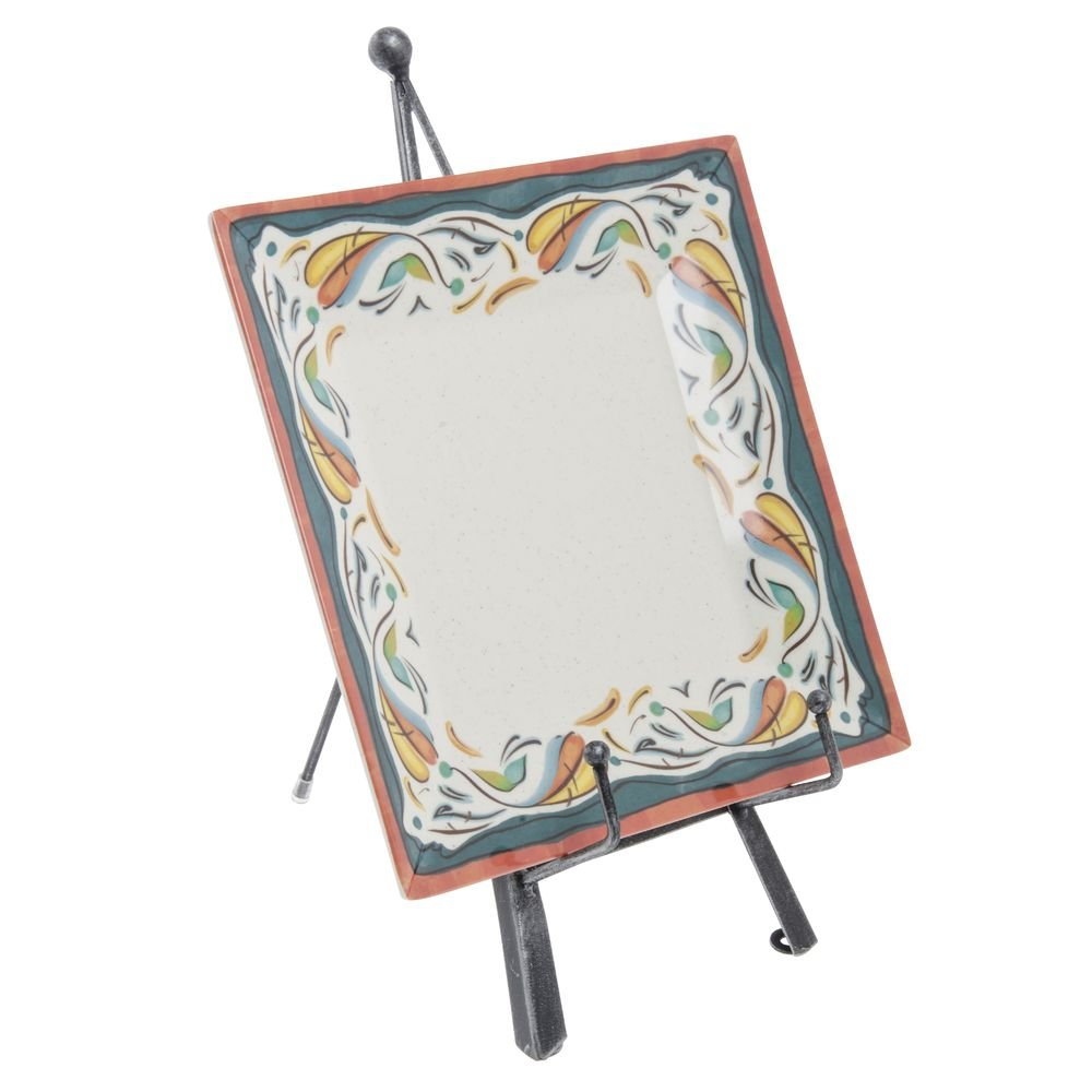 Brushed Silver Tabletop Display Easel 17 Quot A Painter Table Top Easel