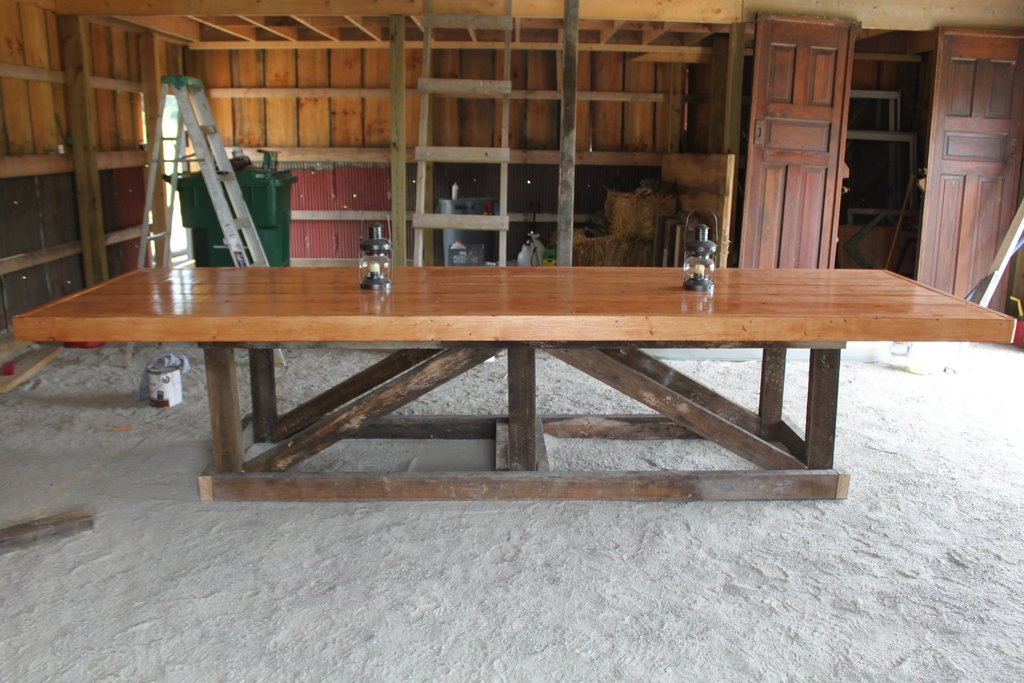 Build Trestle Table Simple Diy Woodworking What Is A Parsons End Table?
