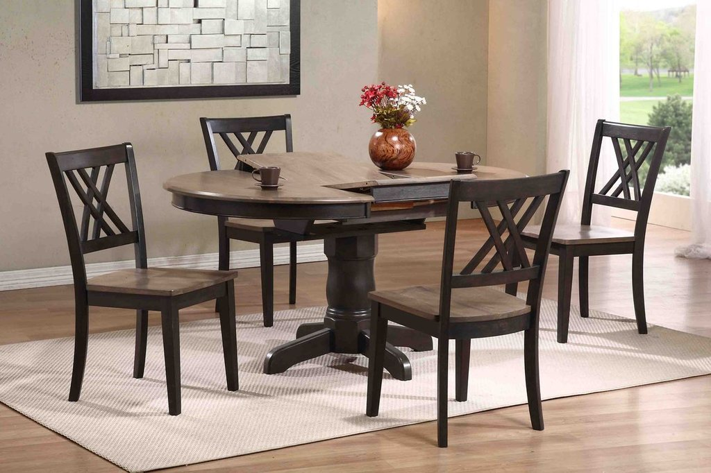 Butterfly Leaf Table Introduction Unique Round Dining Table With Leaf Butterfly