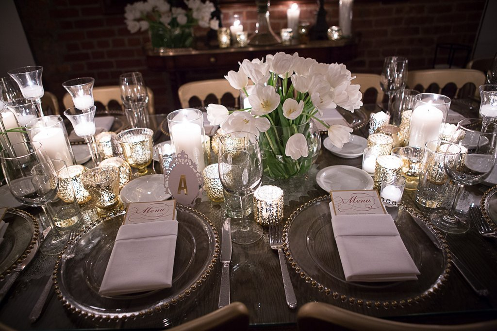 Candle Setting Table Table Setting Romantic Dining Room Table Centerpieces Ideas