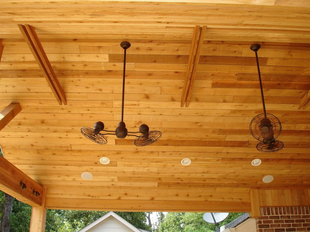 Cedar Patio Covers Patio Traditional Cedar Frisco Oil Rubbed Bronze Kitchen Faucet Vs Chromium
