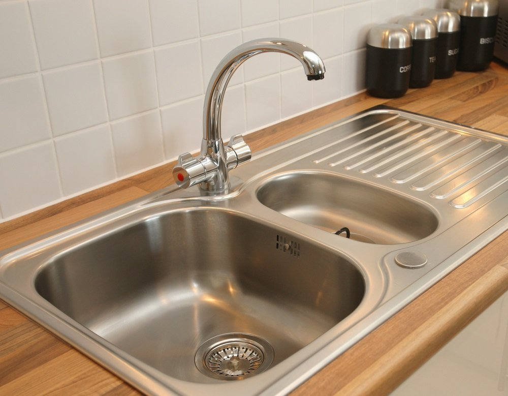 Choosing Commercial Stainless Steel Sink Maximum Installing Kitchen Sinks Stainless Steel