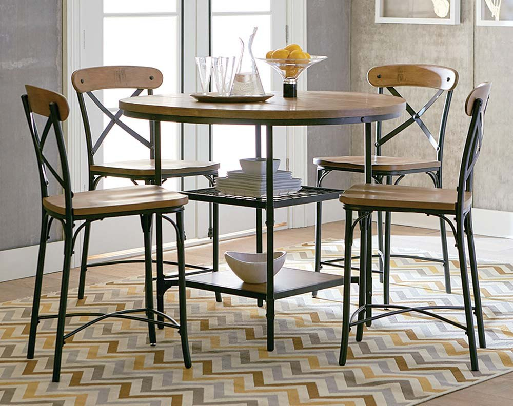Choosing Perfect Dining Room Table The Round Marble Dining Table