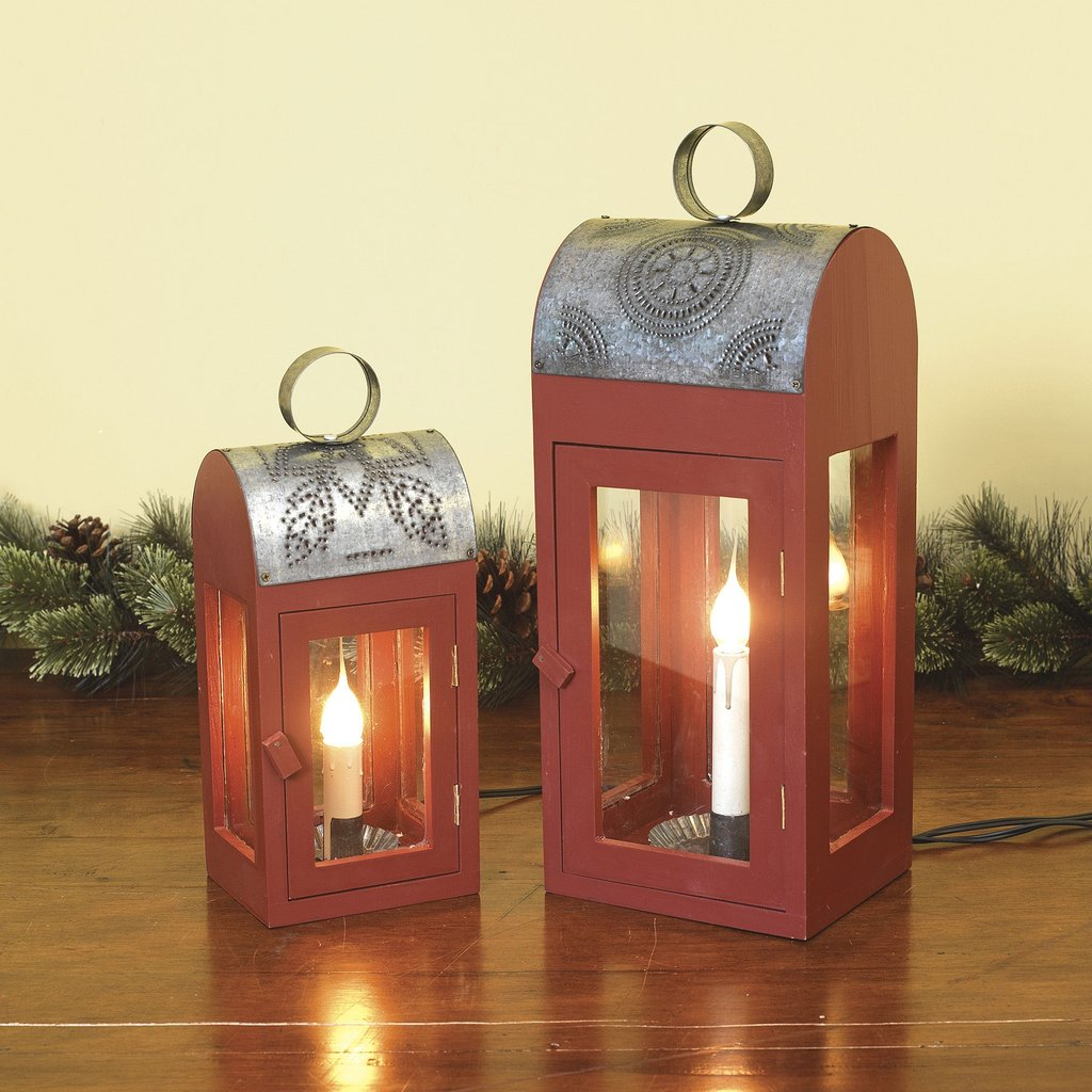Christma Window Candle Outdoor Christmas Decorations Ideas