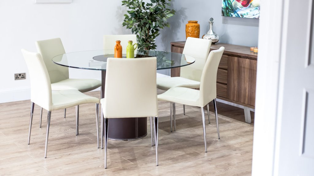 Circular Dining Table 8 Furniture Dinner Table Round Dining Table With Leaf Butterfly