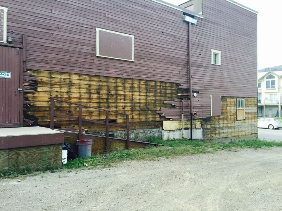 City Updating Sheep Breeder Building Popular Paint Of Wood Siding Types
