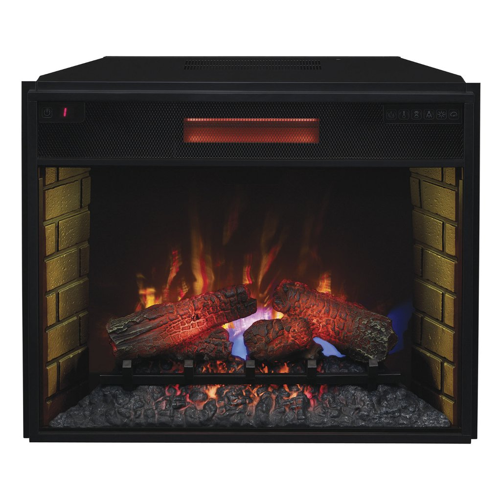 Classic Flame 28 Quot 28ii300gra Infrared Electric Fireplace Best Ideas Electric Fireplace Insert