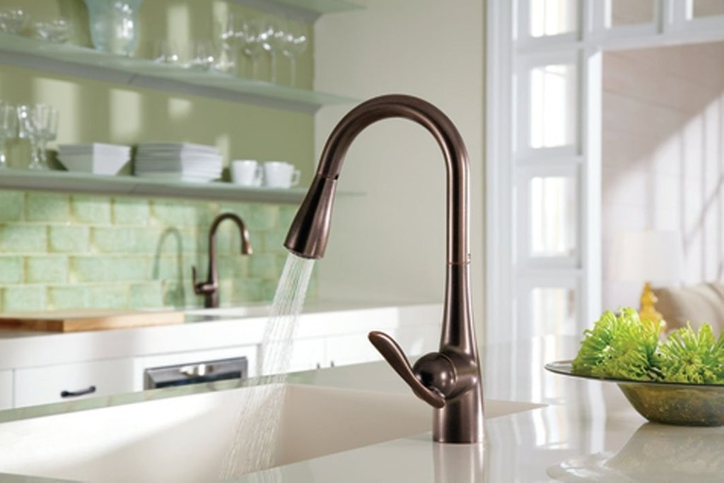 Cleaning Oil Rubbed Bronze Kitchen Faucet Oil Rubbed Bronze Kitchen Faucet Vs Chromium