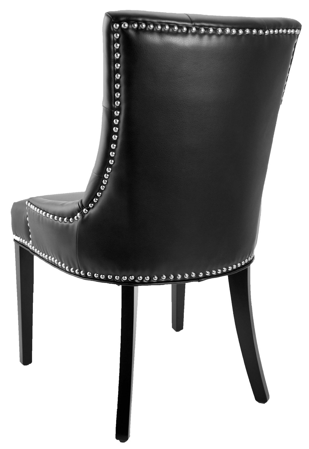 Clearance Matte Black Accent Tufted Leather Dining Ideas Kitchen Counter Stools