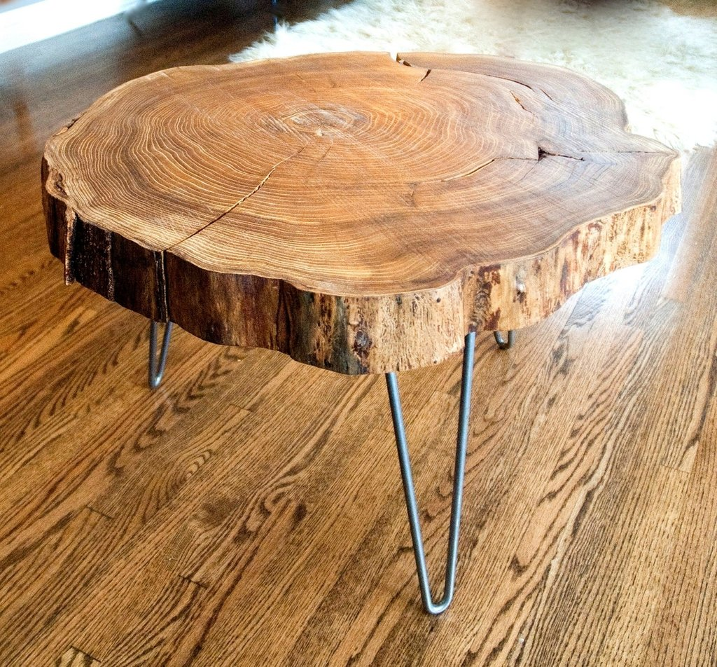 Coffee Table Diy Tree Trunk Coffee Table Real Tree Dining Make A Tree Trunk Coffee Table