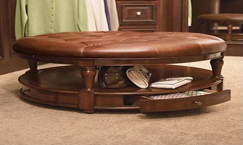 Coffee Table Drawers Storage Ottoman Double Pedestal Dining Table Antique