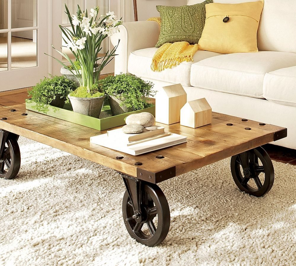 Coffee Table Enchanting Rustic Modern Table Idea Set A Unique Square Lift Top Coffee Table