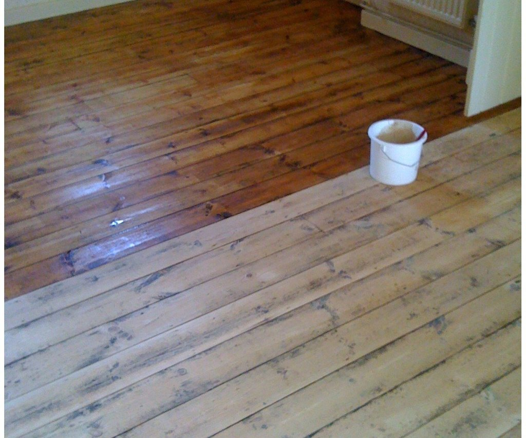 Ideas Of Painting Laminate Floors Loccie Better Homes