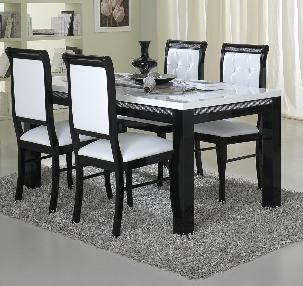 Complete Guide Decor Black White Dining Room Safe Dining Room Chairs With Arms