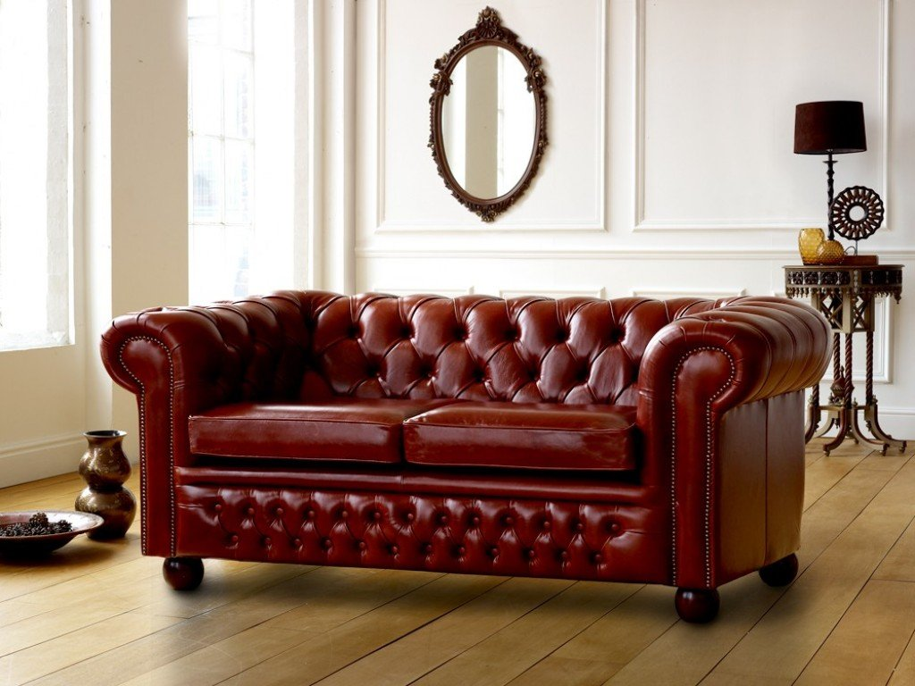 Condensed History Chesterfield Sofa Hubpage Best Types Of Sofas
