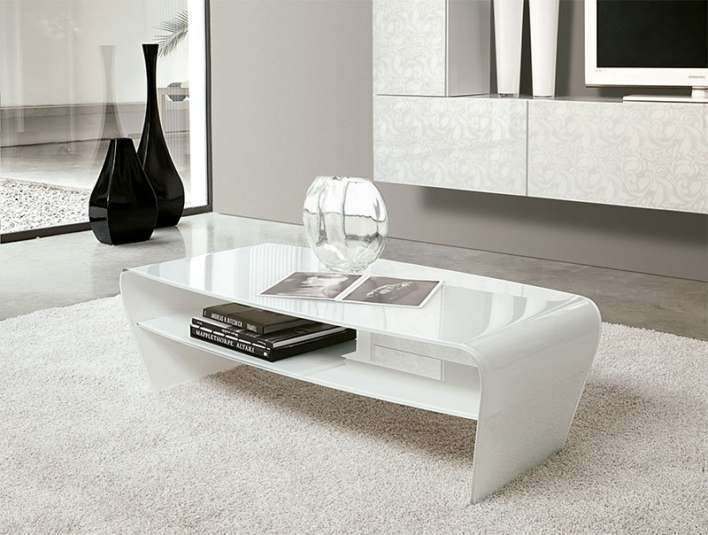 Contemporary White Coffee Table Oval Contemporary Small Square Ottoman Coffee Table