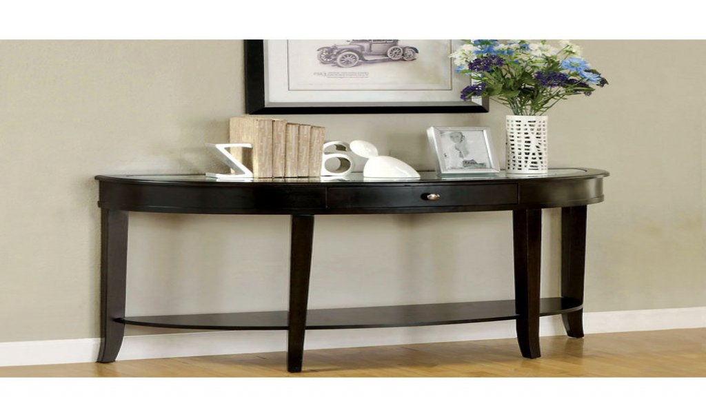 Contemporary Wooden Sofa Tables Captivating Contemporary How To Design Rustic Console Table