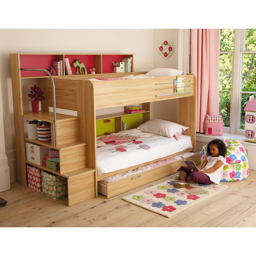 Cool Toddler Loft Bed Stair Home Improvement 2018 How To Make A Header Two Queen Size Headboards