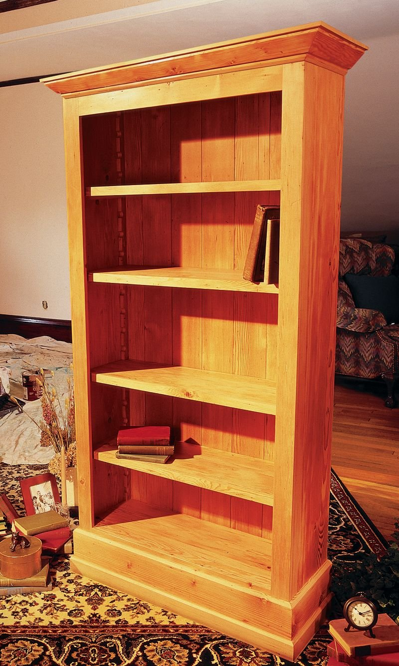 Cottage Bookcase Woodworking Nail Hole Montgomery Ward How To Make An Bookcase Headboard