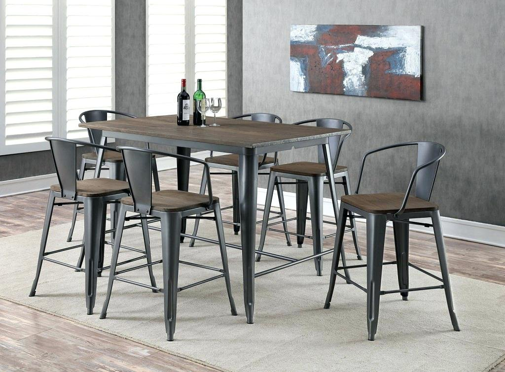 Counter Height Dining Chair Arm Fanciful Outdoor Counter Height Kitchen Tables Design