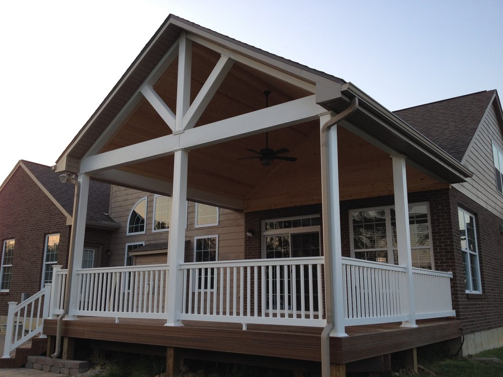 Covered Porch Plan Inkandcoda Home Blog Benefit Wooden Porch Swings With Frame