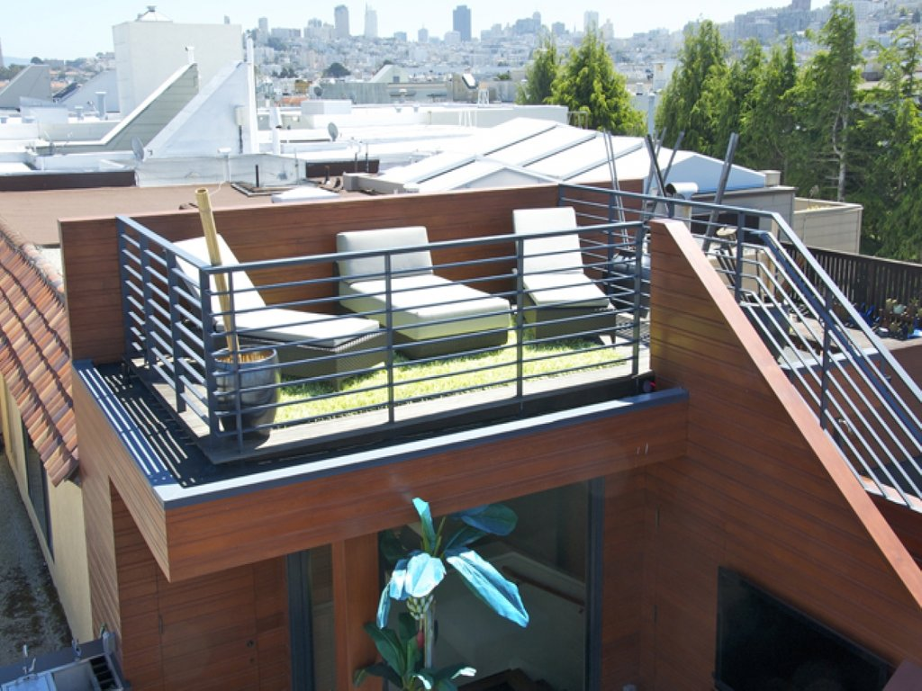 Coziest Rooftop Deck Idea Decoration Channel Making Fire Pit Coffee Table