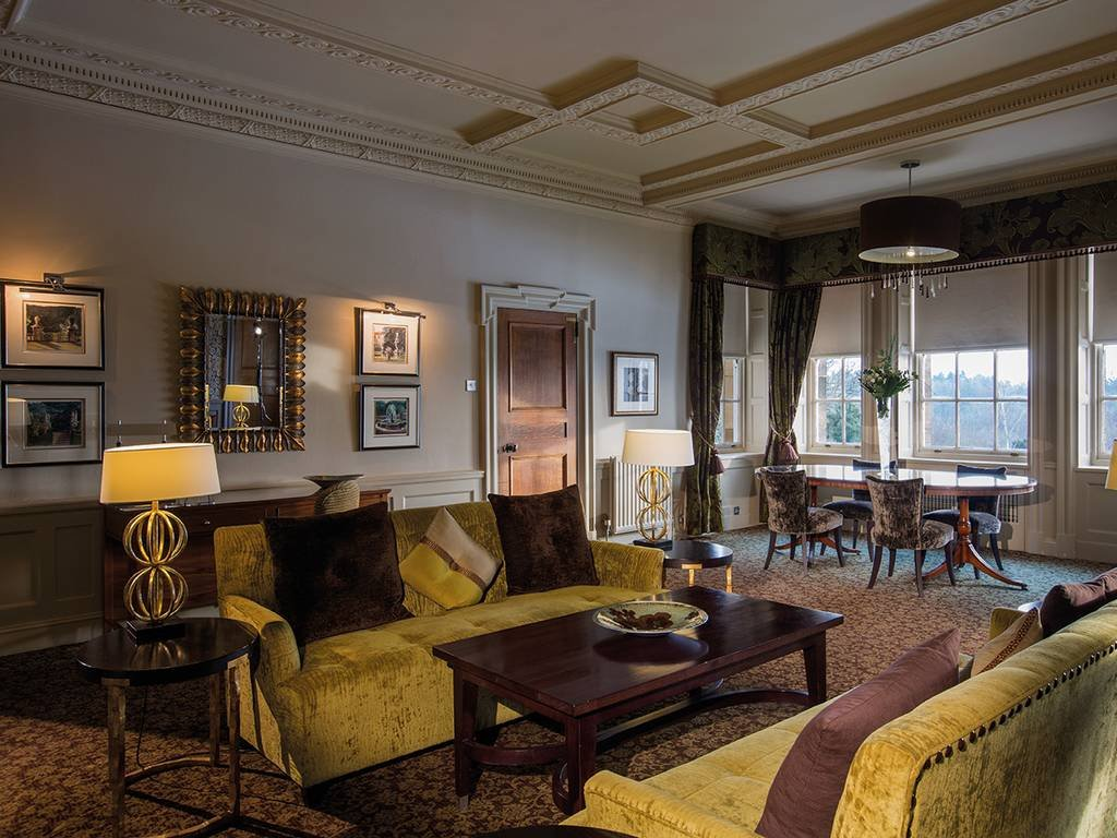 Crathorne Hall Hotel Room Bedroom Information Gallery Deep Sectional Sofas Living Room Furniture