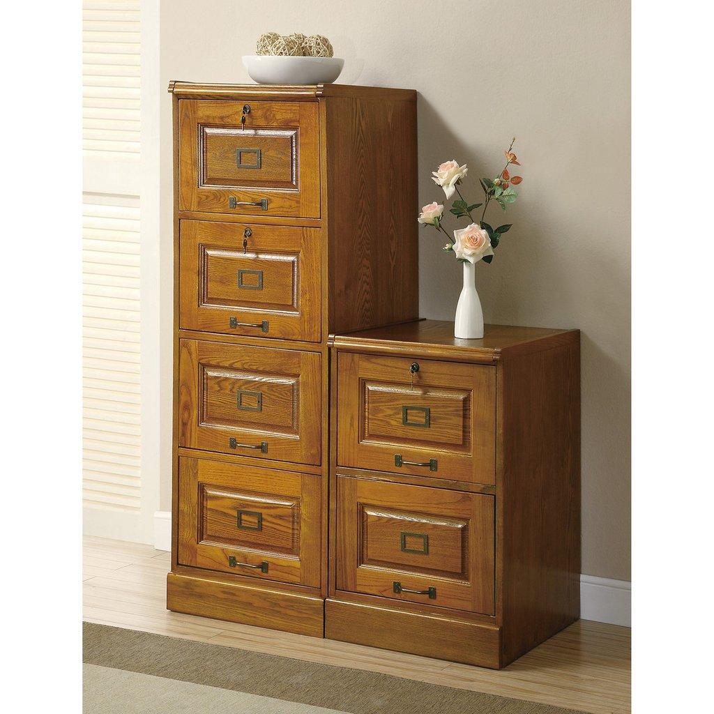 Create Decorative File Cabinet Home Office Black 2 Drawer Lateral File Cabinet Wood
