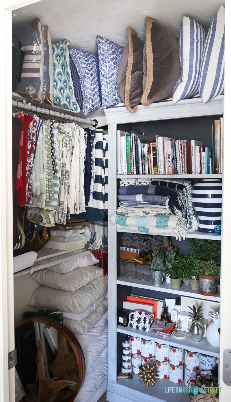 Creative Thrifty Small Space Craft Room Organization About Office Hutch Furniture