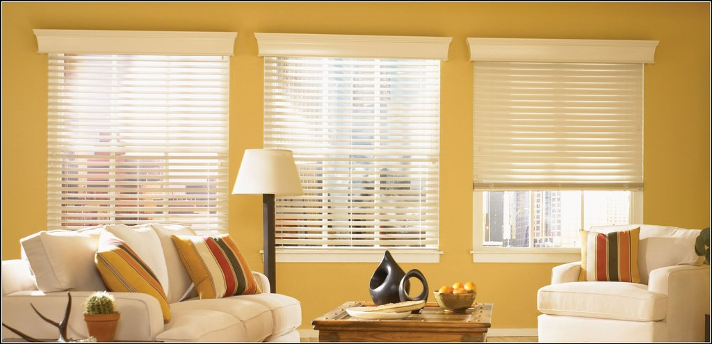 Curtain Wood Blind Curtain Removing Slats Faux Wood Blinds