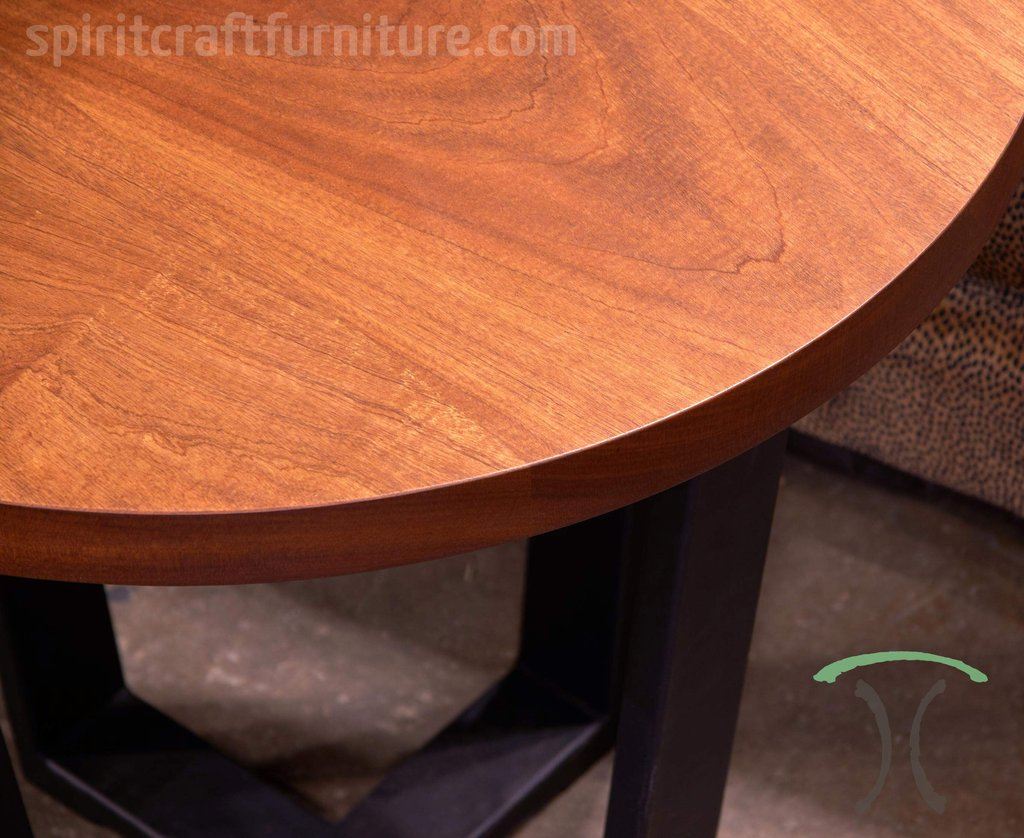 Custom Solid Hardwood Table Tops Dining Restaurant How To Build Round Wood Table Tops