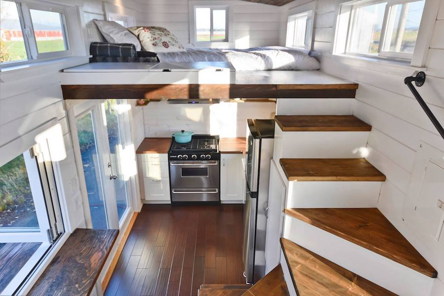 Custom Tiny Living Home Tiny House Swoon Furniture For Tiny Houses Interiors