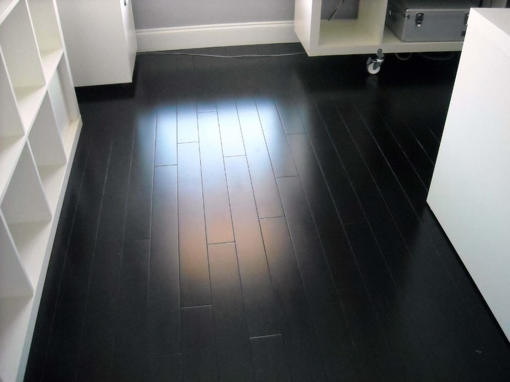 Dark Hardwood Floor Pro Con Hardwood Design Staining Wood Floors With Dark Color