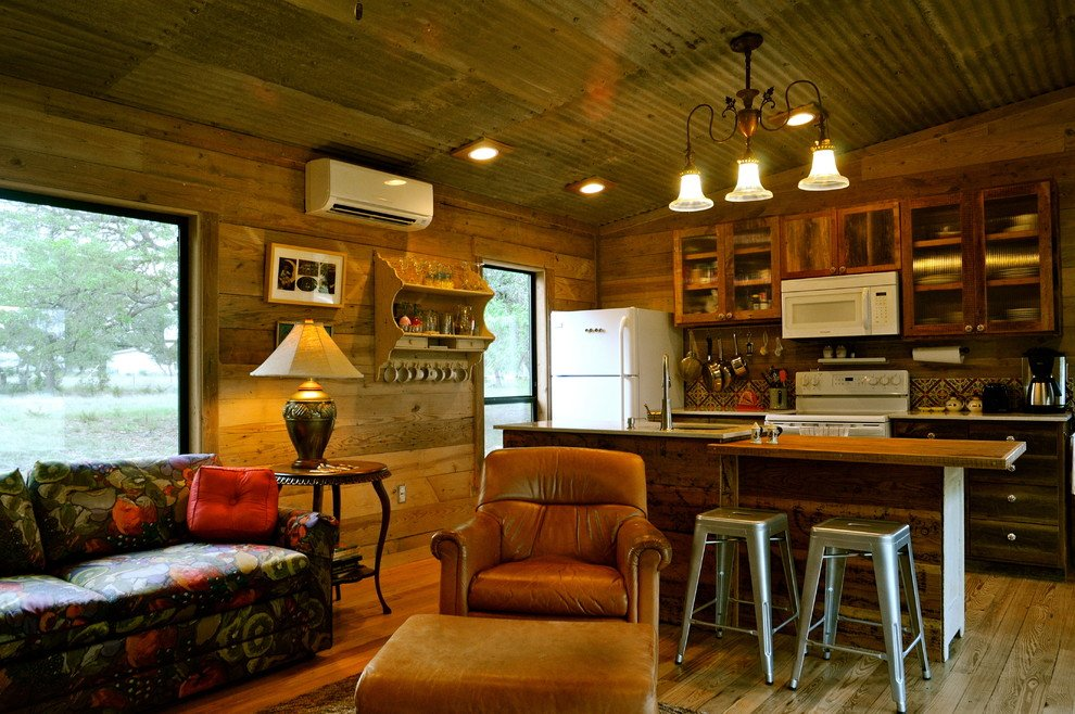 Decorating Idea Ceilings Rustic Barn Tin Ceiling Breakfast Nook Furniture Ideas