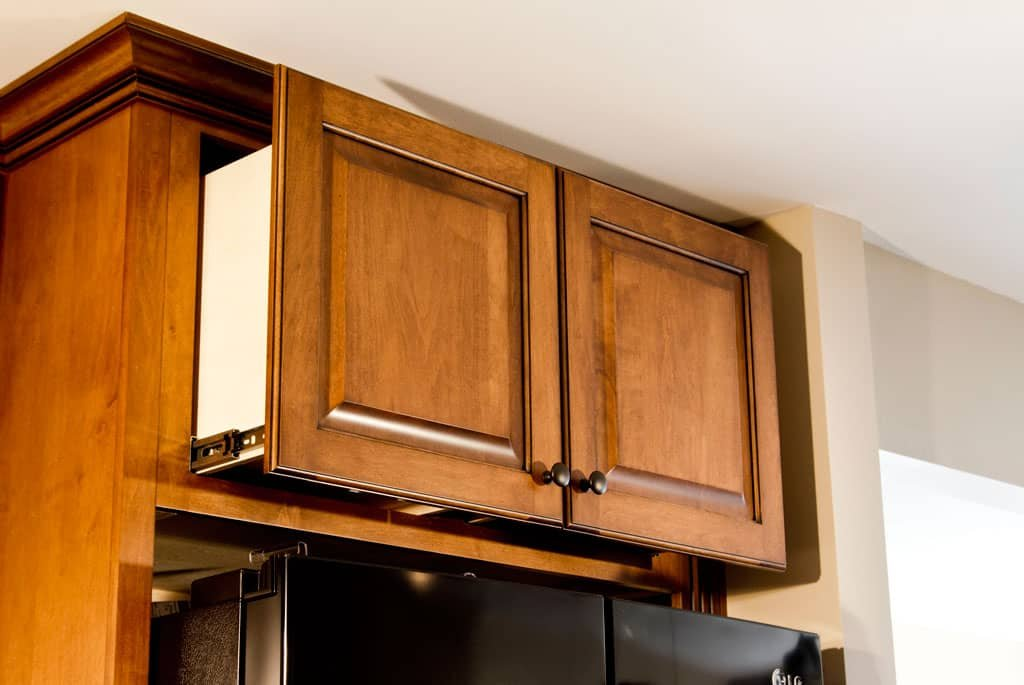 Deep Drawer Storage Rollout Kitchen Katie Kitchen Tile Ideas For Hickory Cabinets