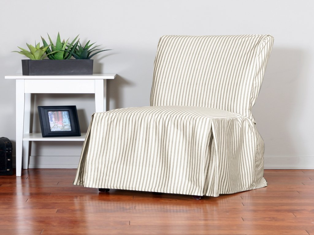 Dining Room Chair Slipcover Pattern Chair Slipcover How To Make Round Ottoman Coffee Table