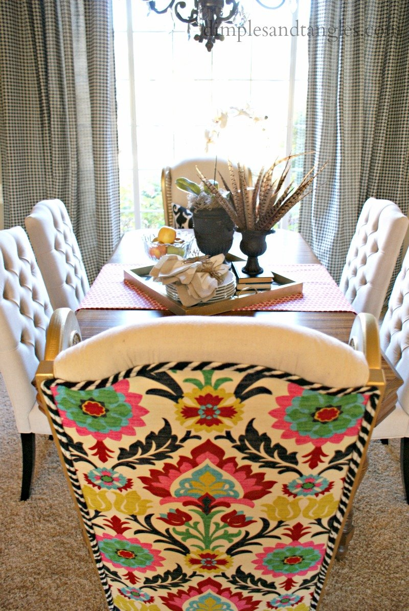 Dining Room Host Chairs Ta Da Dimple Tangle Dining Room Chairs With Arms