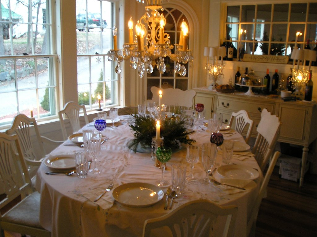 Dining Room   Table Centerpiece Candle Making Dining Room Table Centerpieces