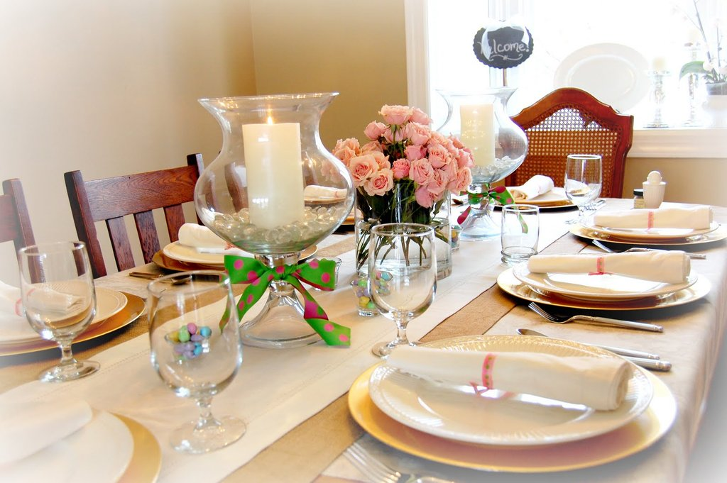 Dining Table E Table Shape Dining Room Table Centerpieces Ideas