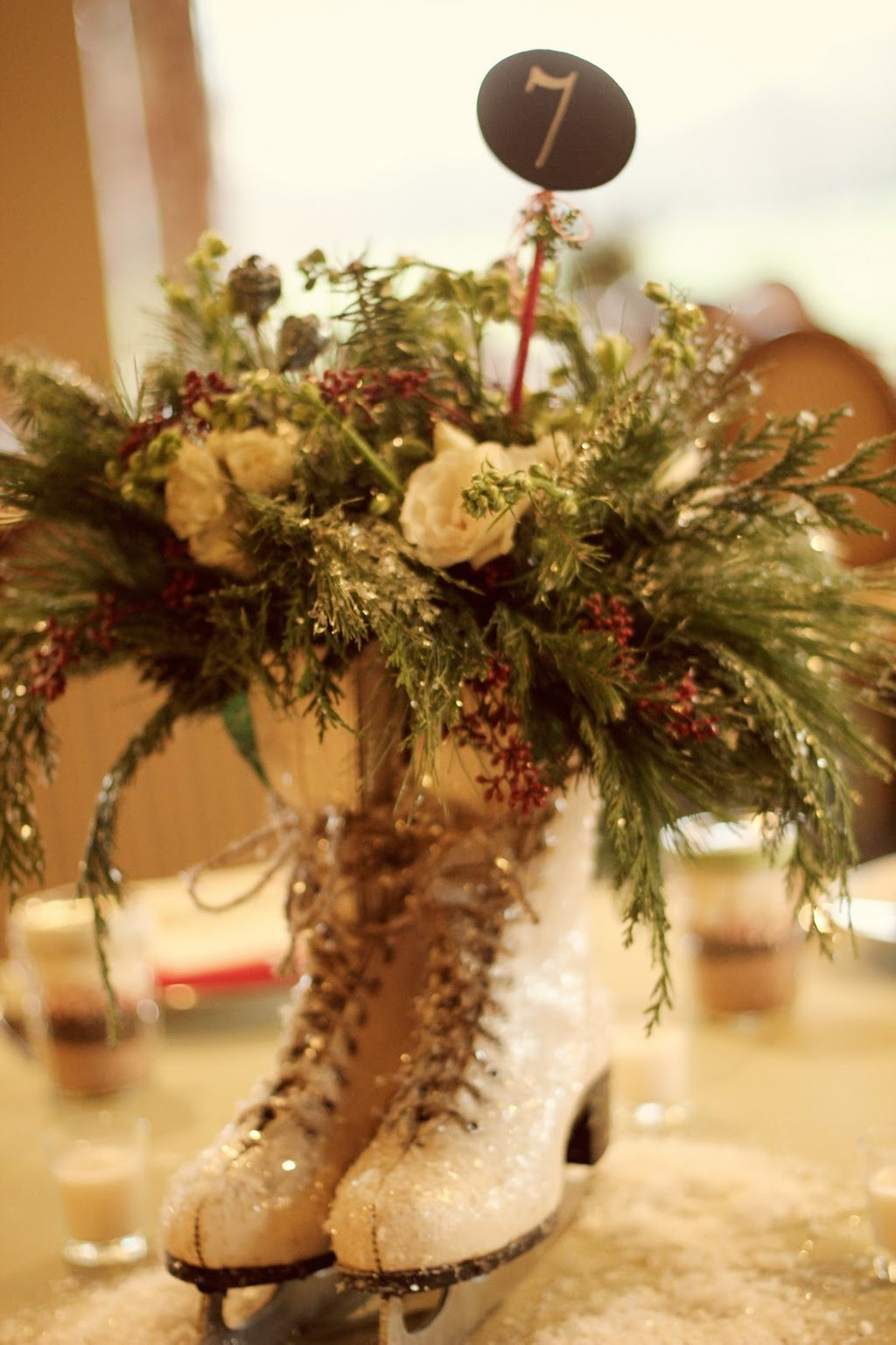 Diy Christma Table Centerpiece Idea Easy Recipe Dining Room Table Centerpieces Ideas