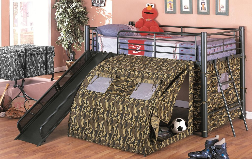 Diy Metal Twin Bed Frame Reupolster Wonderful Bunk Bed Padded Headboard Ideas