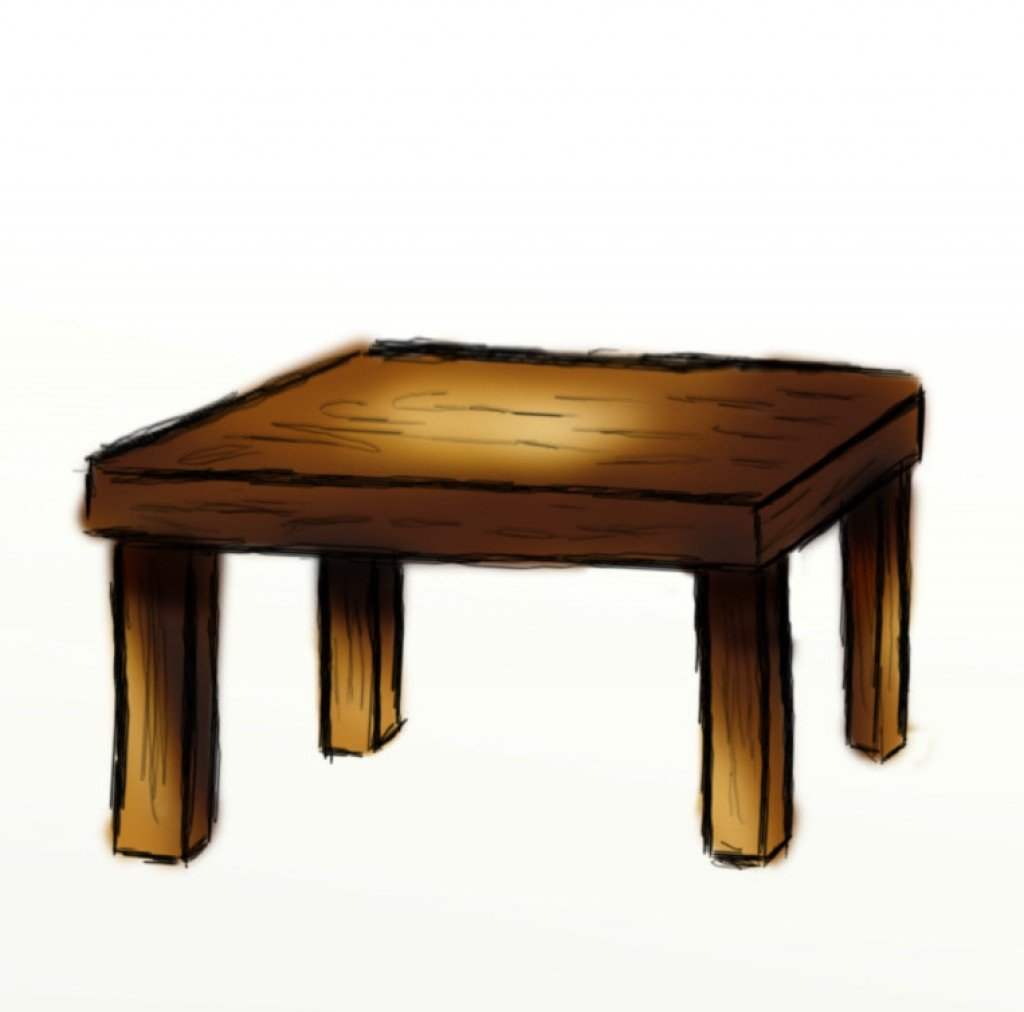 Draw Table Hubpage How To Build Round Wood Table Tops