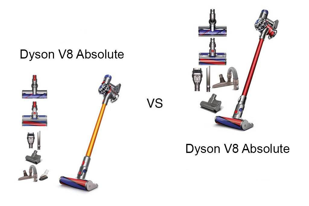 Dyson V6 Absolute Dyson V8 Absolute Review Hoover Best Dyson Hard Floor Tool Cleaners