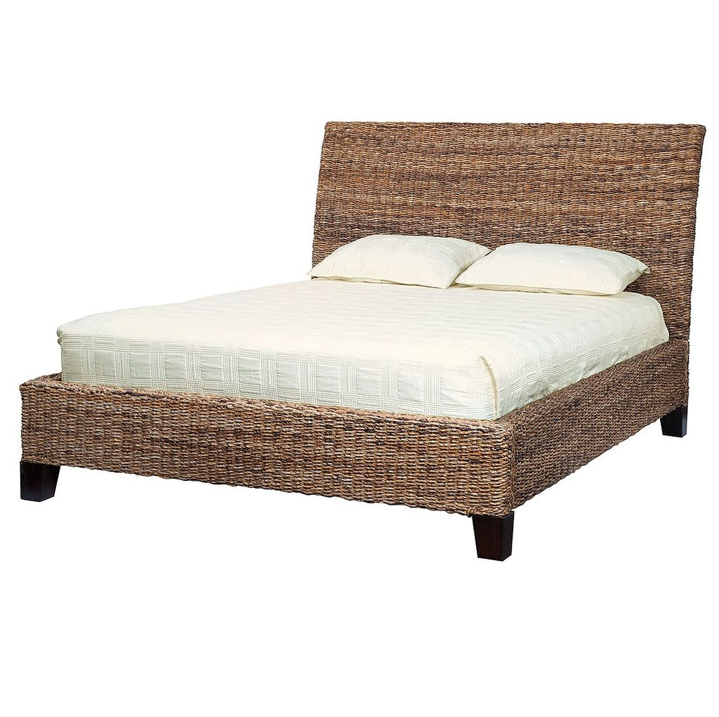 Eco Chic Wicker Bedroom Furniture Zin Home Blog Wicker Headboard Is Durable Furniture