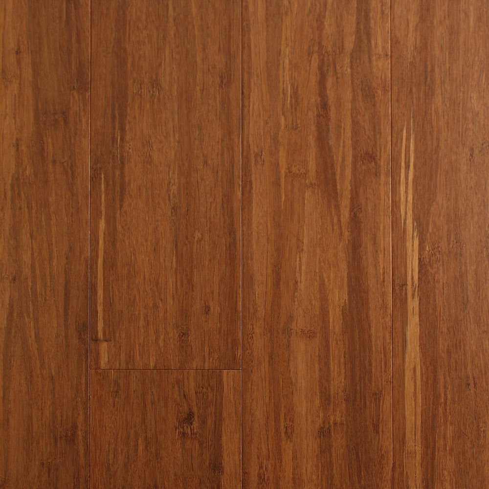 Ecofusion Solid Drop Lock Strand Bamboo Flooring How To Install Floating Bamboo Flooring
