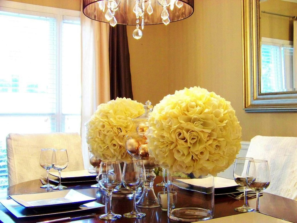 Elegant Centerpiece Idea Dining Room Table Biaf Dining Room Table Centerpieces Ideas