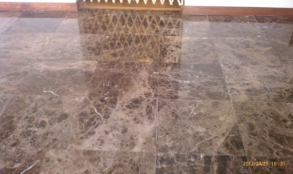 Emperador Dark Marble Install Restoration Needed How To Refinish Marble Table Tops